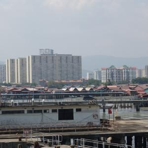 """""""華僑一族の桟橋群""""は、時間とは関係なく不動であった。…正直、ここなら住んでみたいと思った!"""