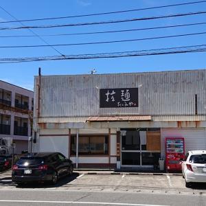 〘徳島ラーメン〙89たくみや(徳島市)