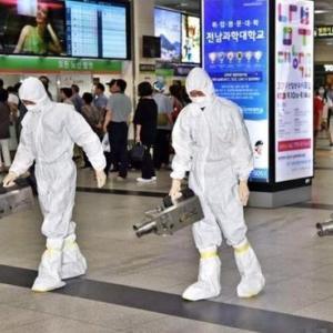 【中国人の反応】新型コロナの感染者の増加が中国を上回る日々が当たり前になった韓国!!医療システムが崩壊するかもしれない