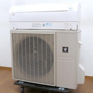 R-Loft 新入荷商品紹介★SHARP ルームエアコン AY-E56EX2 EXシリーズ ~23畳 冷房5.6kW 暖房6.7kW 高濃度プラズマクラスター25000 お掃除エアコン 単相200V