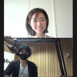 『広島FM GOOD JOGにお邪魔しました』