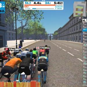 【ZWIFT】3R London8【レース】