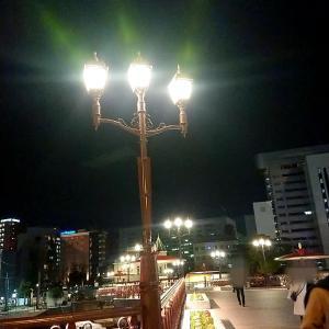 博多~中洲屋台とお盆芸