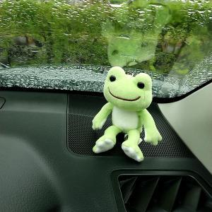 車中ランチ  雨の日ピクルス