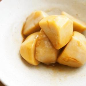 レンチンで時短!里芋の煮っころがし♪【213円副菜☆】