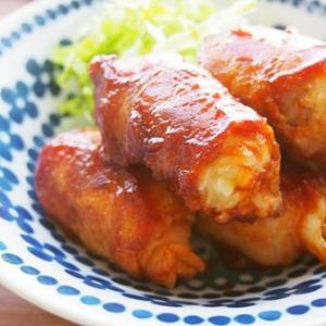 マッシュで巻きやすく♡マッシポテトの肉巻き♪【390円主菜☆】