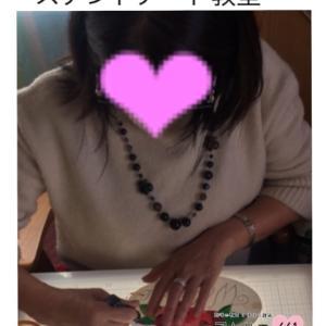 茨城県 神栖市 【ステンドアート教室】ご報告
