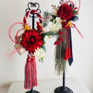 お正月飾り&アレンジレッスンのご案内です!