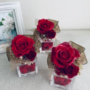 情熱の赤薔薇〜大切な人への贈り物に