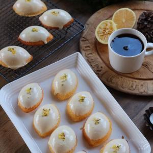 レモンケーキ。