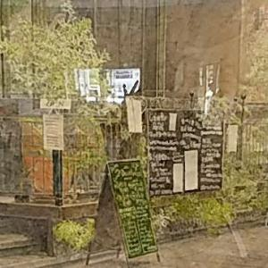楽描き水彩画「快挙。『フツーの新顔』が連続入賞=名古屋市天白区美術展と瀬戸市美術展