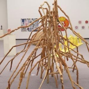 楽書き雑記「愛知県美術館でグループ展「それぞれの現在展」