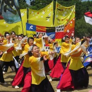 楽書き雑記「踊りまくる名古屋の夏のフィナーレ=にっぽんど真ん中祭り」
