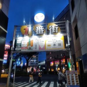 東京の飲み屋街の今です!