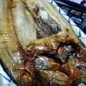 ホッケは焼き魚最高でっせ♪