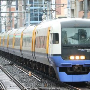 運休していた房総方面の臨時列車が運転再開。