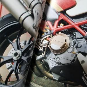 S4R クラッチカバースライダー