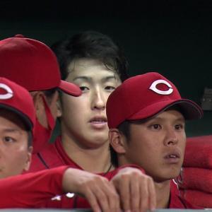 ⚾先発の遠藤は6回2失点の好投、勝ち投手の権利は得られず降板