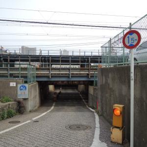 品川のお化けトンネル