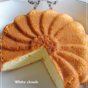 バニラのパウンドケーキ♪
