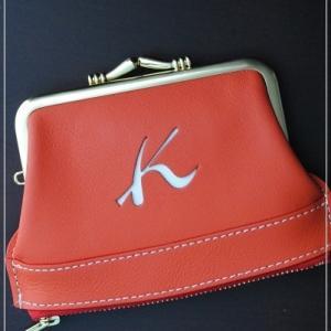 小さな財布♪