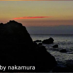 ロングビーチの夜明け