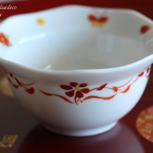 赤絵の小鉢