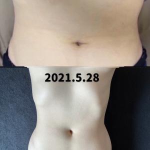 【7月までに−10kg】体質改善ダイエット23週間目の結果【SlimUp10】
