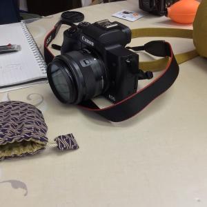 カメラ撮影の講習会