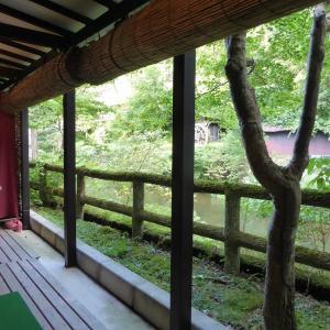 大沢温泉の4つのお風呂巡りと湯治屋の食堂♪ 北海道&東日本パスで東北温泉巡りのひとり旅♪