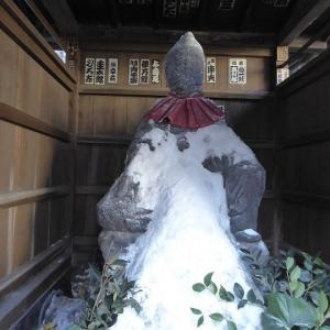 えんま様と奪衣婆と塩かけ地蔵と六地蔵♪初詣散歩は内藤新宿太宗寺♪