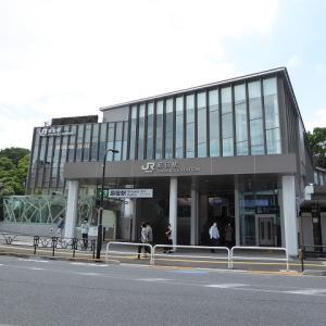 新しくなった原宿駅から明治神宮と代々木公園はもっと近くなったよ♪駅前のIKEAも楽しみ♪