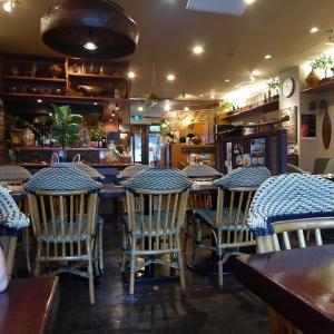アユンテラスのホリデーランチ♪ 渋谷のインドネシア料理は美味しいよ♪ ぼっち飯は続く♪