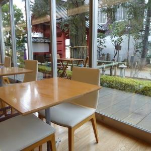 この頃流行の寺カフェでお寺ごはんを食べてみた♪ トキワ荘マンガミュージアム散歩♪