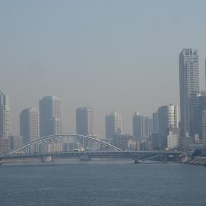 竹芝桟橋で定点観測♪ 6回目の月命日♪