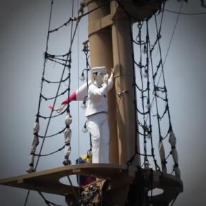 10回目の月命日を海と船を眺めて♪ 竹芝桟橋で定点観測♪