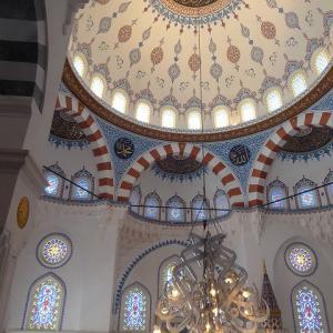 代々木上原のイスラム教のモスク(東京ジャーミー)に行ってみよう♪