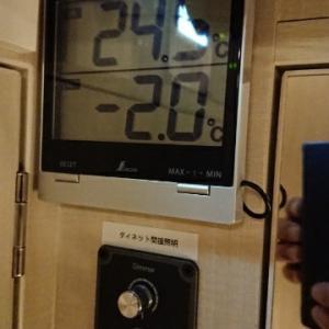 ★真冬でもエアコン要らず!? 断熱の脅威★HAYABUSA製作・その95