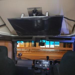 HAYABUSA 納車から2年 実際の使い心地と反省 その9 テレビの大きさと老眼