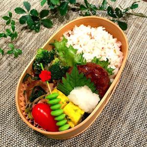 ◆和風てりやきハンバーグ弁当 10/29