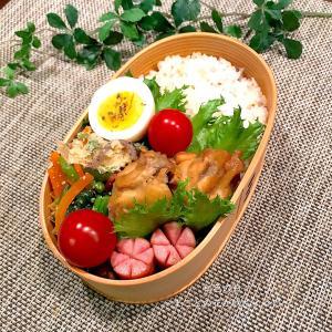 ◆鶏手羽元のさっぱり煮弁当 11/20