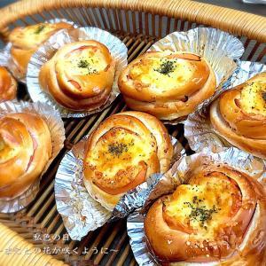 パン教室♡ ハムロール&クリームパン♪
