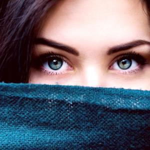 (偏官法) 眼の形は腎臓を表す