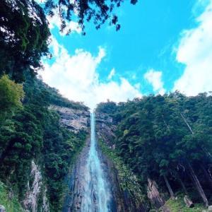 飛瀧神社、那智の滝へ