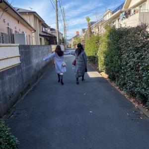 *ドリン散歩*