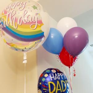 誕生日が父の日って