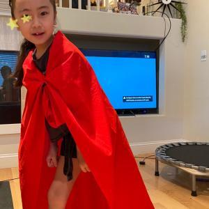 SUPERHERO DAY とプレイデート