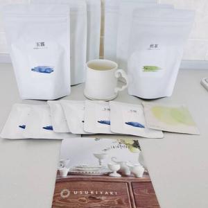 【暑い夏に便利】美味しい水出しドリップ緑茶の飲み比べ
