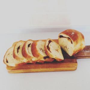 天然酵母のパンと米粉のおやつ♡
