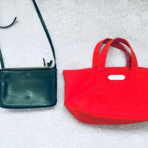 バッグの持ち数が2→5個に一気に増えた!